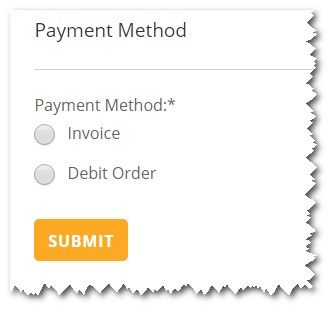 support payments payment methods
